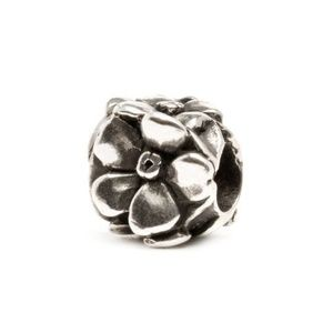 AUTHENTIC (ROSE), 925 SILVER (LAA) TROLLBEAD